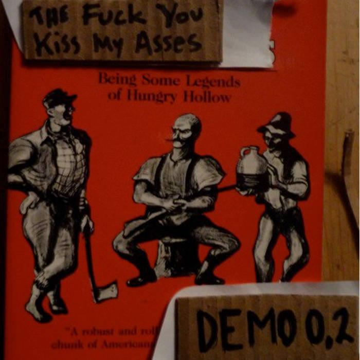 Demo 0.2 E.P. cover art