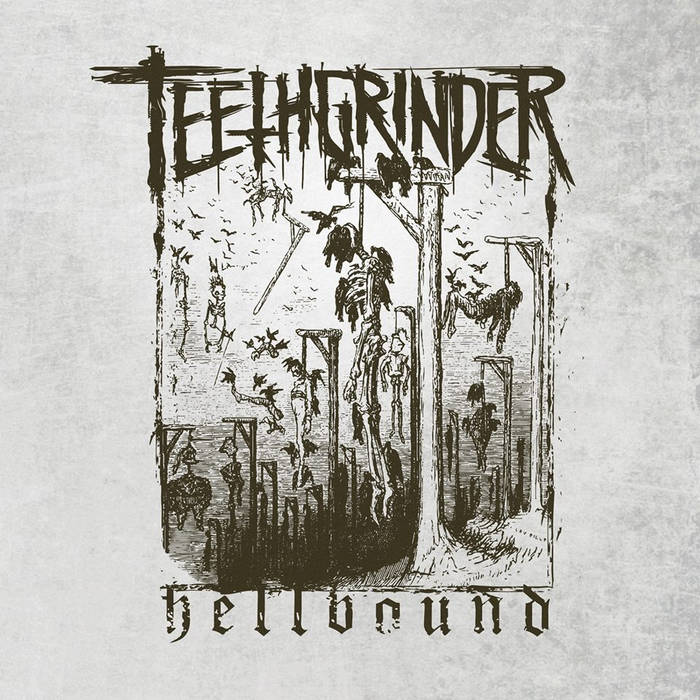 "Hellbound 7"" cover art"