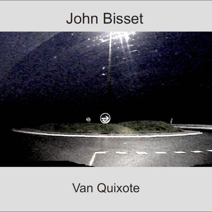 Van Quixote cover art