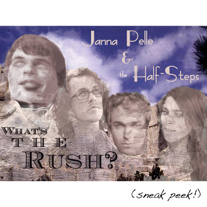 What's The Rush? (sneak peek!) cover art