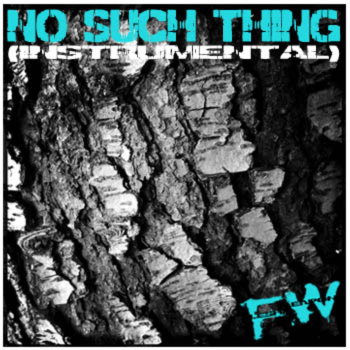 No Such Thing (instr.) cover art
