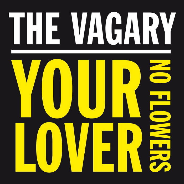 Your Lover (b/w No Flowers) cover art