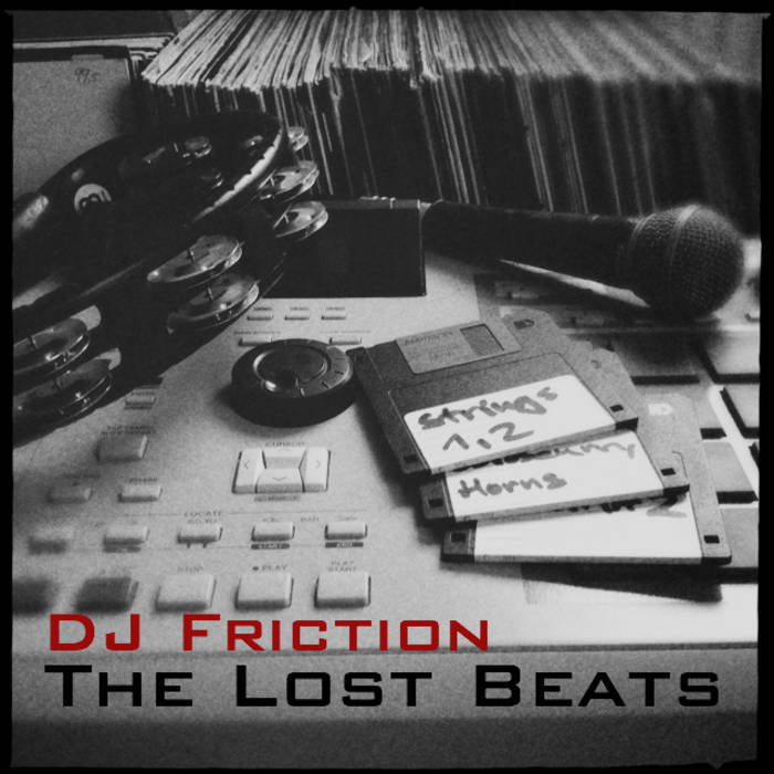 The Lost Beats Album cover art