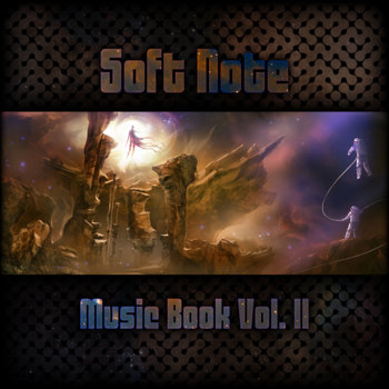 Music Book Vol. II cover art