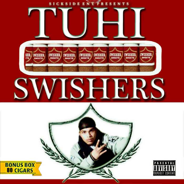 TUHI-SWISHERS cover art