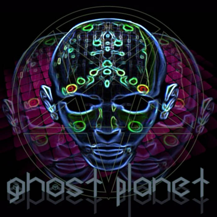 GHOST PLANET EP cover art