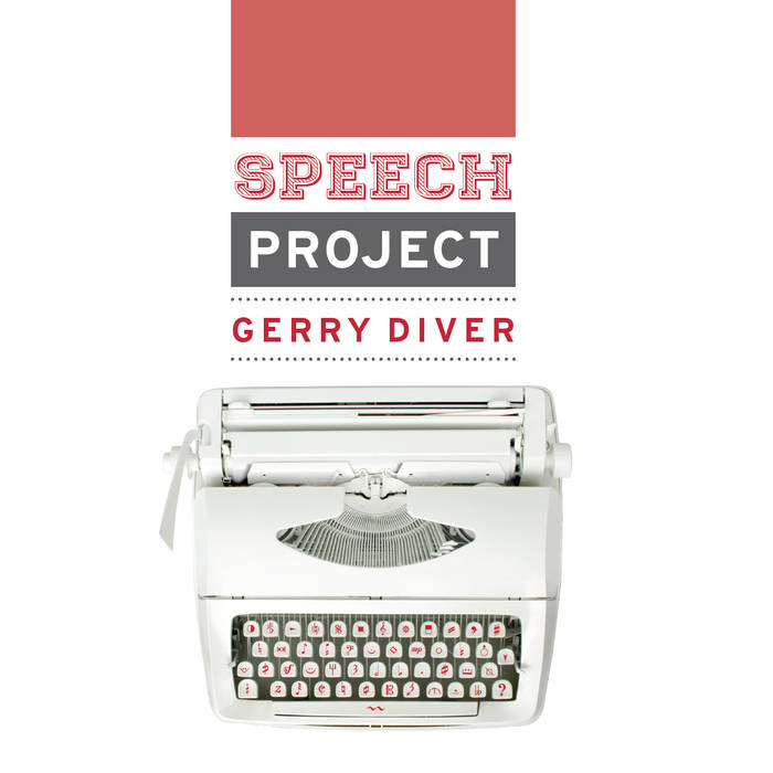 Speech Project cover art