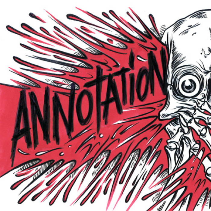 "Annotation/Bent Cross - Split 7"" cover art"