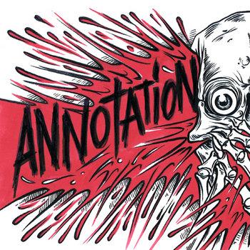 "Annotation/Bent Cross - Split 7"" cover art"