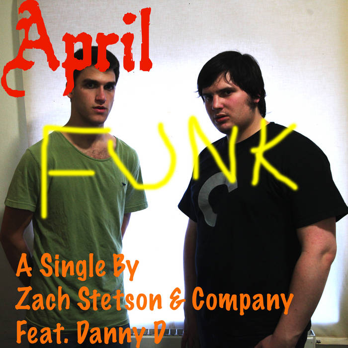 April Funk cover art