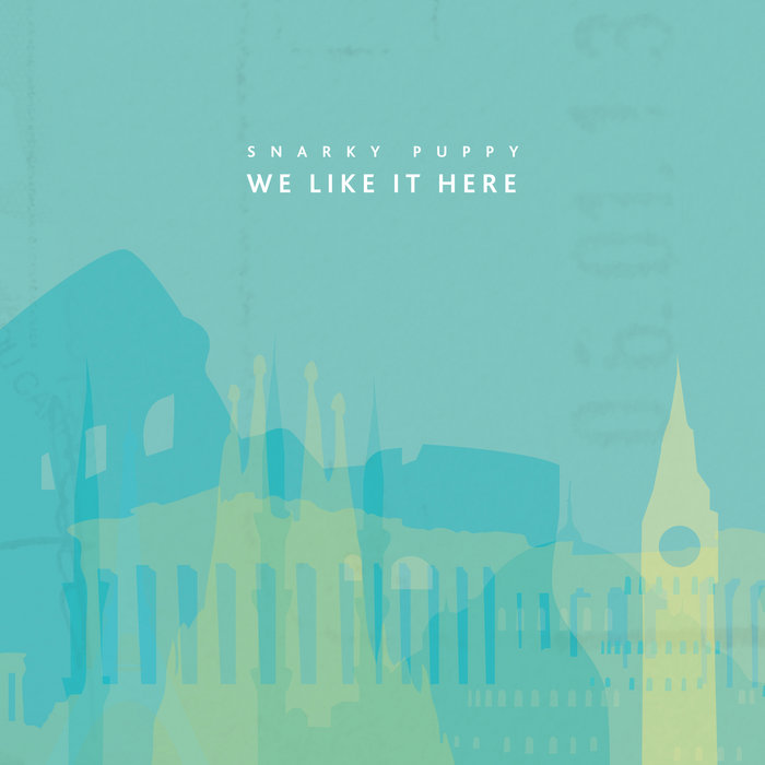 We Like It Here cover art