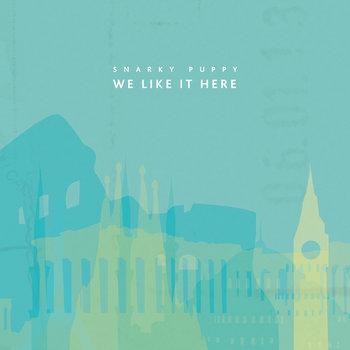 We Like It Here cover art