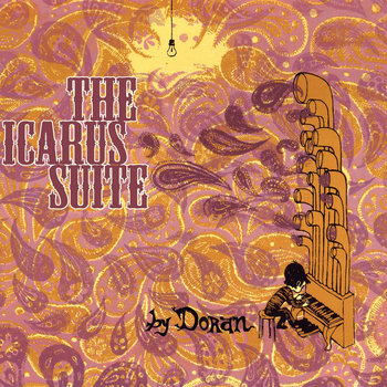 The Icarus Suite cover art