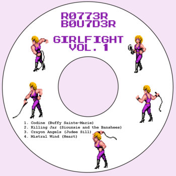 Girlfight Vol. 1 cover art