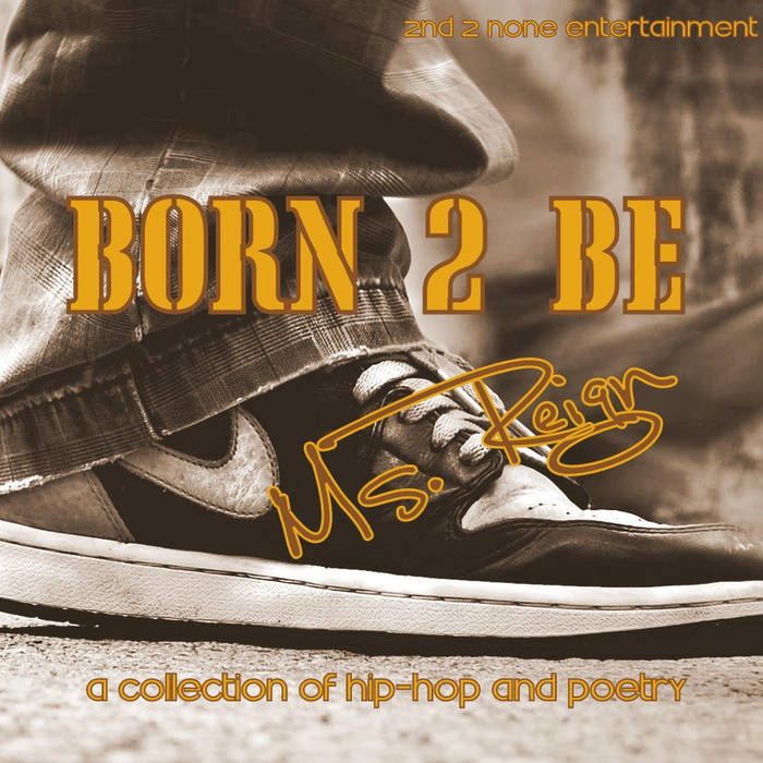 Born 2 Be cover art
