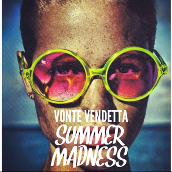 SUMMER MADNESS cover art