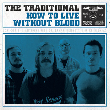 How To Live Without Blood cover art