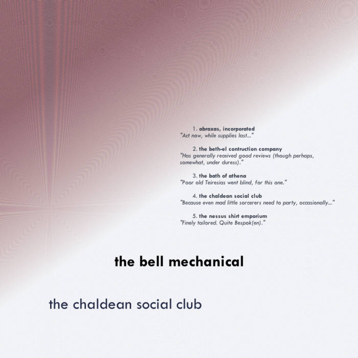 the chaldean social club cover art