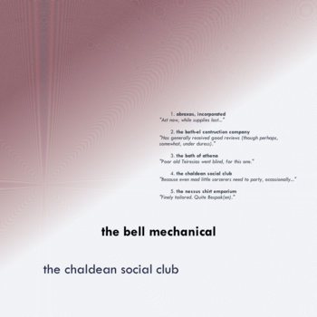 the chaldean social club cover art