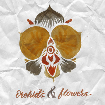 orchids&flowers cover art