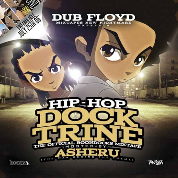 Hip-Hop Docktrine: The Official Boondocks Mixtape (Hosted By Asheru) cover art