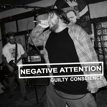 Negative Attention cover art