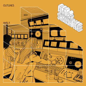 OUTLINES (DELUXE) + THANK YOU cover art