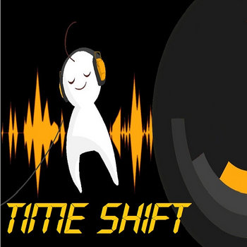 Time Shift EP cover art