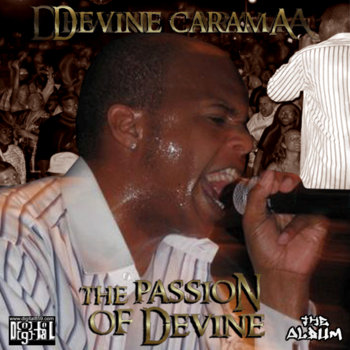 Passion of Devine (Mixtape) cover art