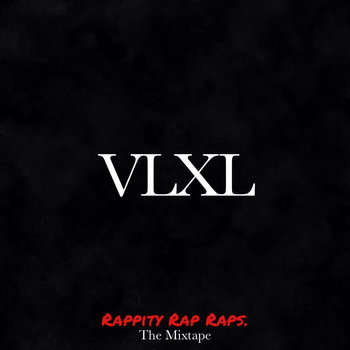 Rappity Rap Raps (The Mixtape) cover art
