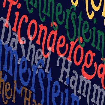 Ticonderoga cover art