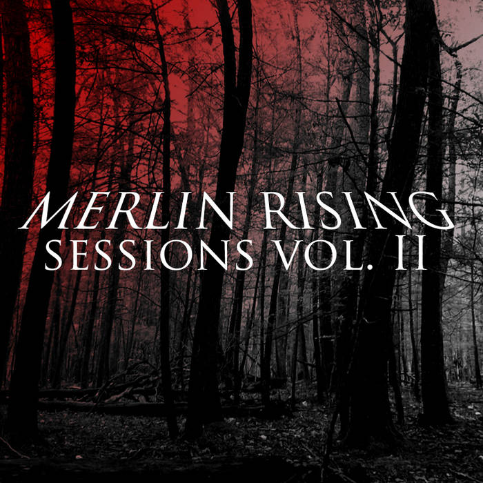 The Merlin Rising Sessions Vol. II cover art