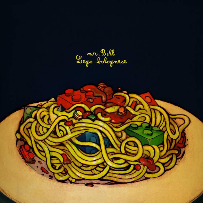Lego Bolognese cover art