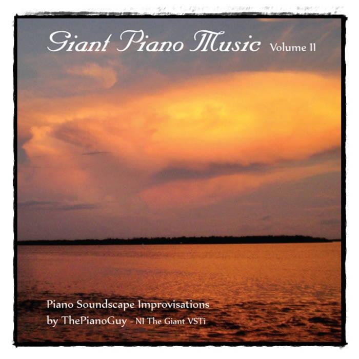 Giant Piano Music Vol II cover art