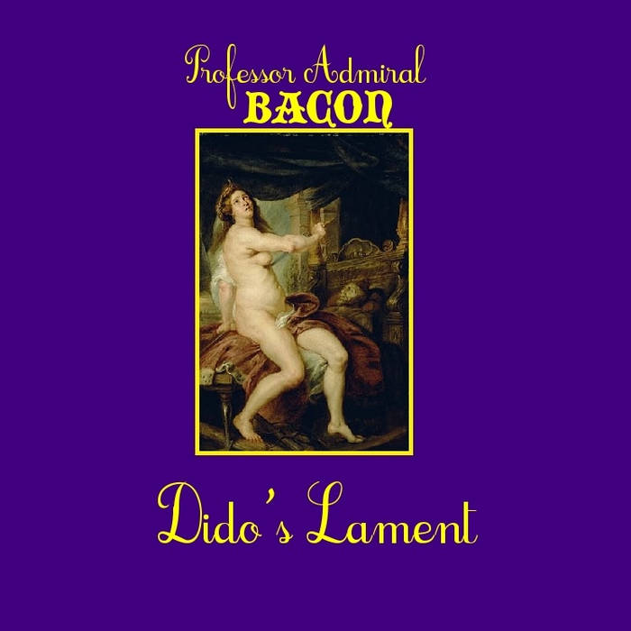 Dido's Lament Remix cover art