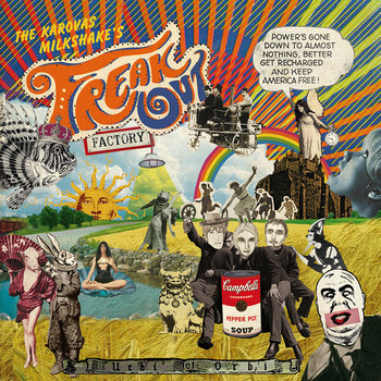 Freak Out Factory cover art