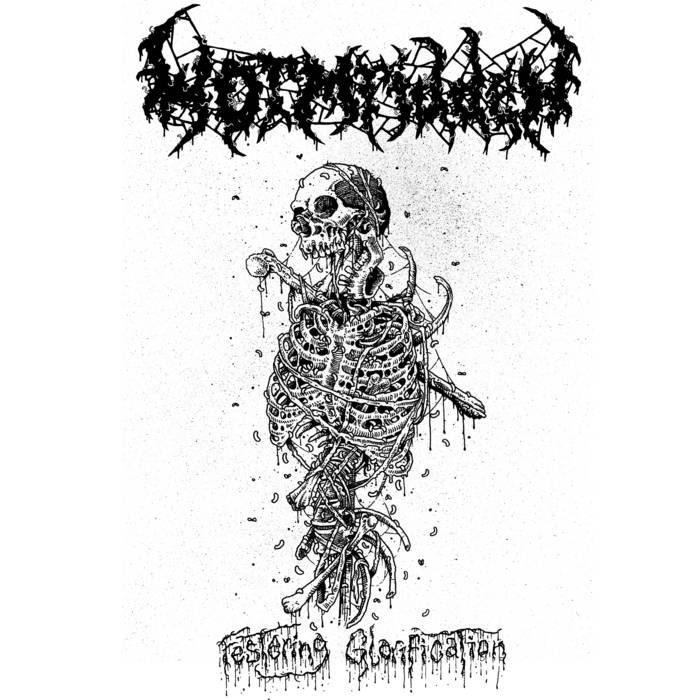 Festering Glorification cover art