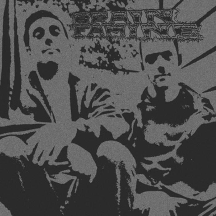 Brain Famine EP cover art