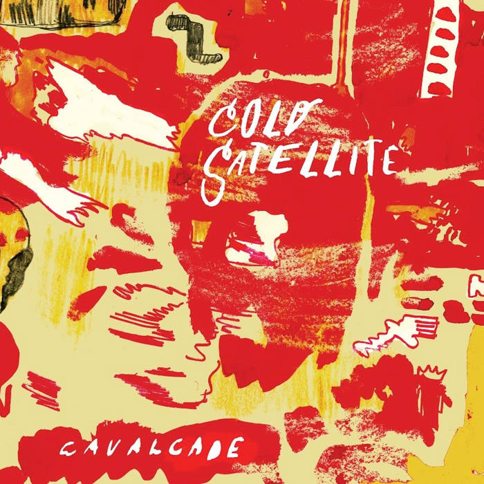 Cavalcade cover art