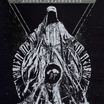 "7"" split w/ deathgraVe cover art"