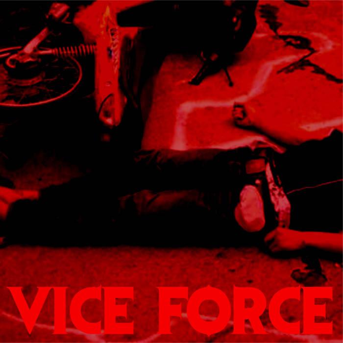 VICE FORCE - Violent Mind cover art
