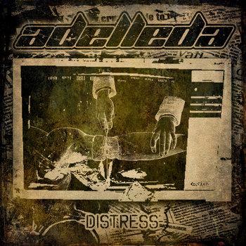 DISTRESS - Adelleda cover art