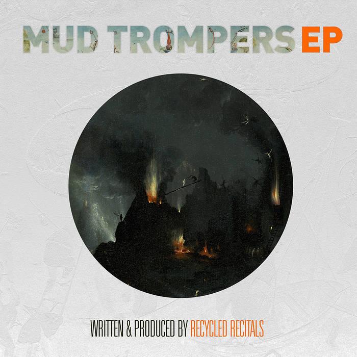 Mud Trompers EP cover art