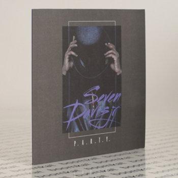 Seven Davis Jr - P.A.R.T.Y EP cover art