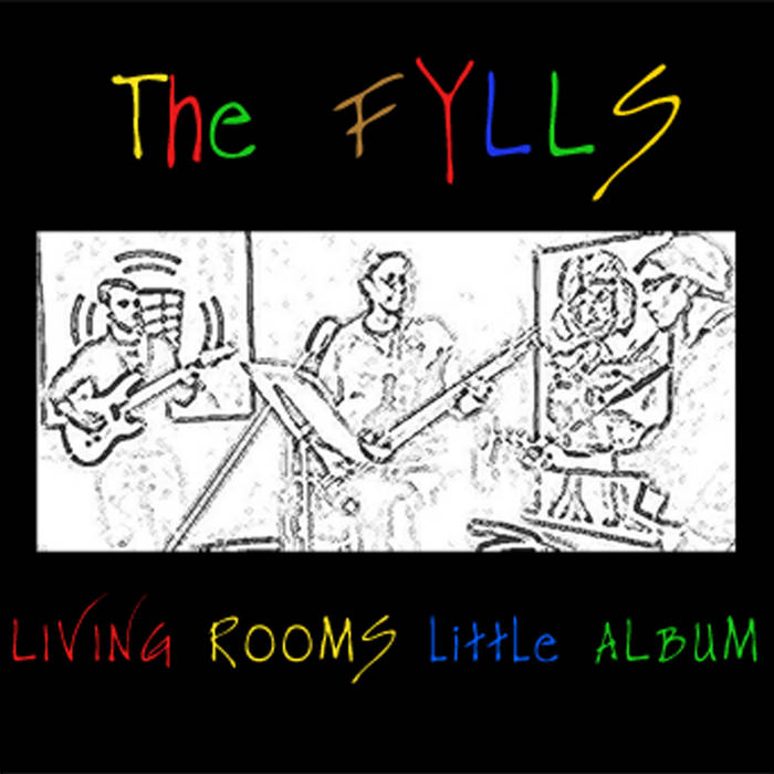 Living Rooms Little Album cover art