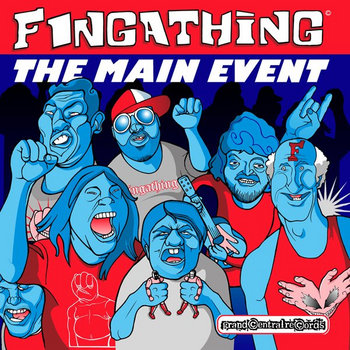 The Main Event cover art