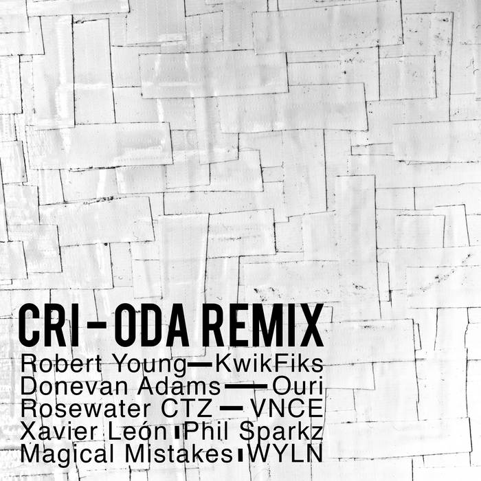 Remix EP Oda cover art