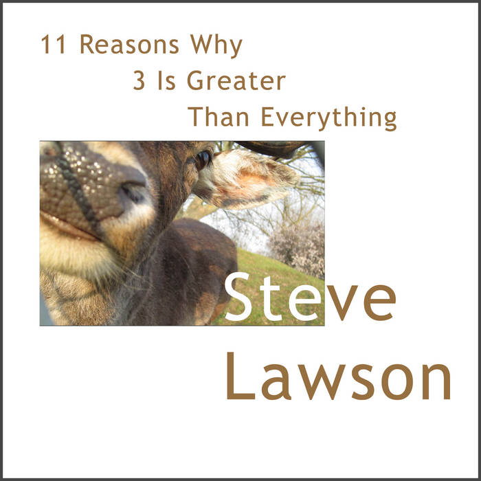 11 Reasons Why 3 Is Greater Than Everything - Remastered cover art