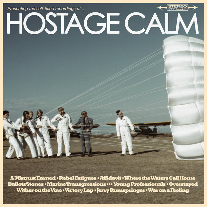 Hostage Calm cover art