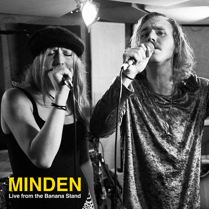 Minden - Live from the Banana Stand cover art